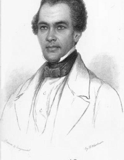 Portrait of William Wells Brown