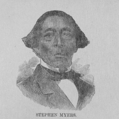 Portrait of Stephen Myers