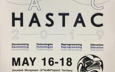 CCP Presents at HASTAC 2019