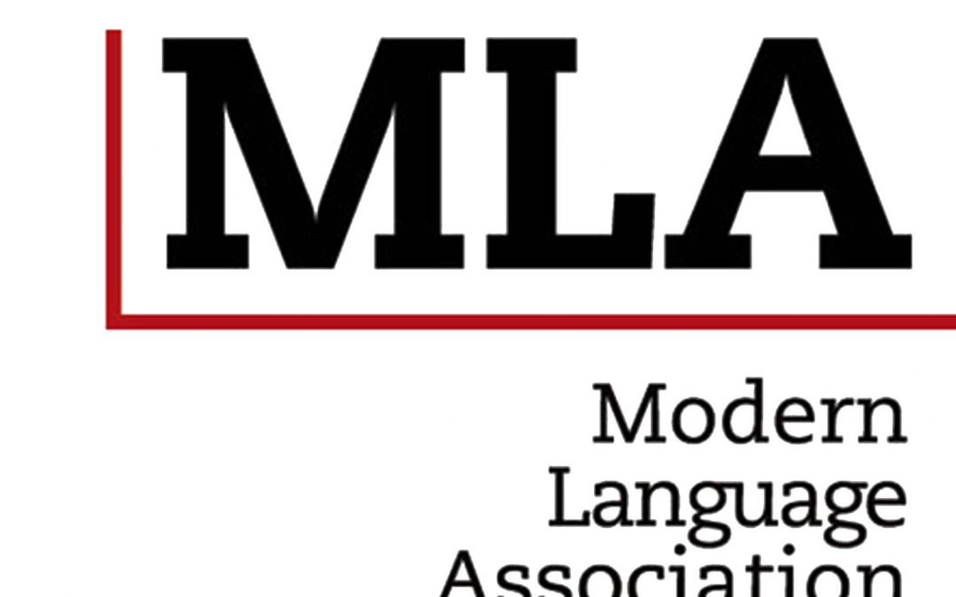 CCP Receives 2016 MLA Prize for Bibliography, Archive, or Digital Project