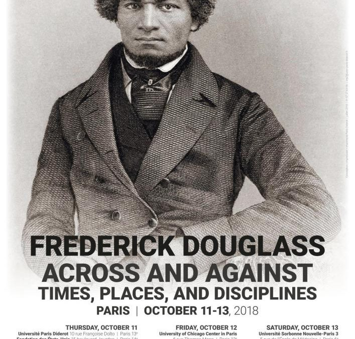 CCP Presents at Frederick Douglass Conference in Paris