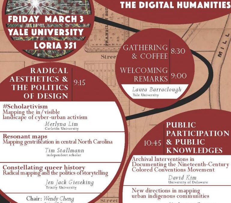CCP Presents at Yale's Mapping for Social Justice Conference