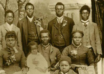 Gooch Monroe Family